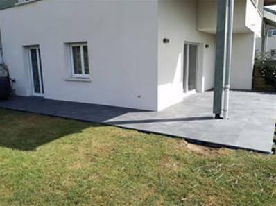 Dalle luna carrelage ext rieur 60x120 p 2 cm for Dalle beton colore exterieur