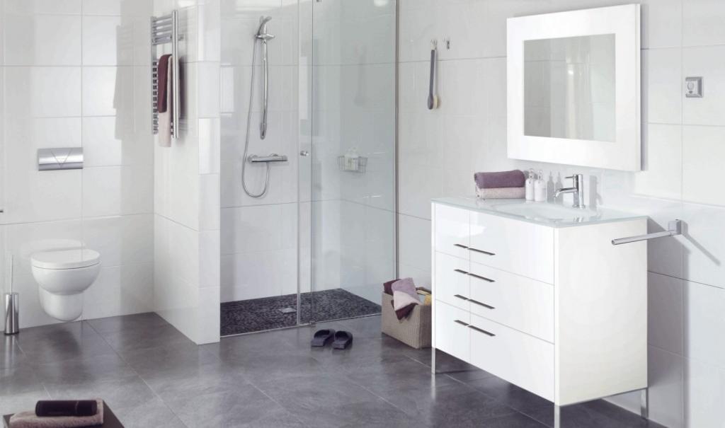 Superwhite carrelage sol et mur 60x120 blanc brillant for Carrelage interieur brillant